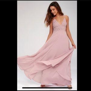 Madalyn Maxi Dress by Lulus